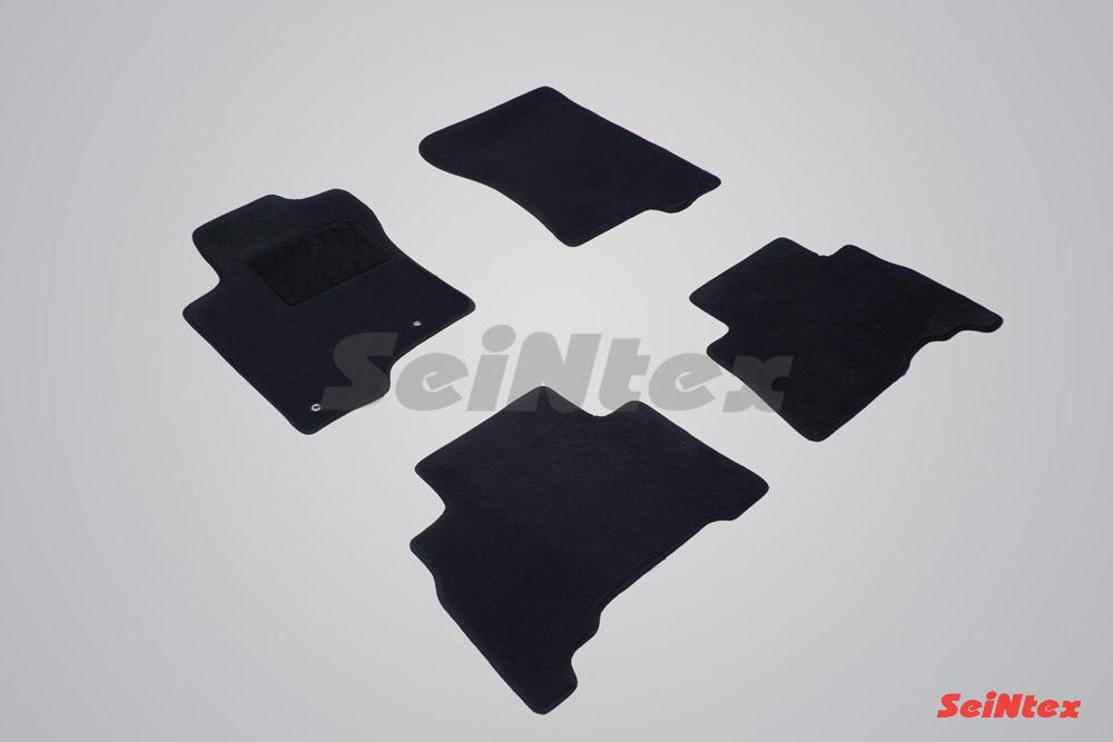 Ворсовые коврики LUX для Toyota Land Cruiser Prado 150 2009-2013